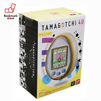 New Bandai Tamagotchi 4U White with Tracking Digital Pet Toy from Japan Original