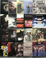 Lot Of 20 Classic Rock Vinyl LP Record Albums STYX SANTANA STEELY DAN