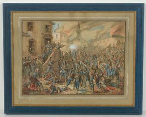 "Fritz Birkmeyer ""Bavarian 12th Infantry Regiment in Franco-Prussian War of 1870"""