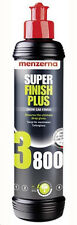 MENZERNA Super Finish Plus 3800 Removes marks micro-scratches and hololograms