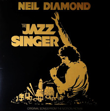 NEIL DIAMOND - The Jazz Singer: Songs From The Motion Picture (LP) (EX-/EX-)