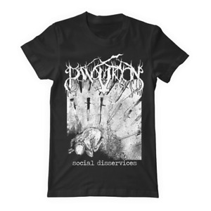 PANOPTICON – Social Disservices [M] - Official T-shirt