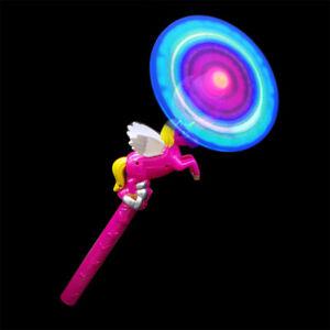 Light Up Unicorn Windmill Light Up Spinner Colourful Sensory Toy