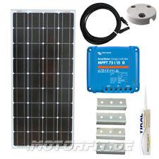 110W 12V Solar Spar Set MPPT Kastenfahrzeuge KOMPLETT Solaranlage 110 Watt TOP