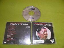 Atahualpa Yupanqui - Los Ejes De Mi Carreta RARE Original 1994 Argentina CD OOP