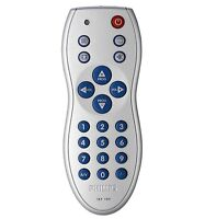 PHILIPS SRP1101/10 1 IN 1 ZAPPER PERFECT REPLACEMENT UNIVERSAL REMOTE CONTROL