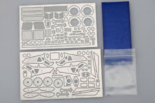 Hobby Design 1/24 R390 GT1 Detail Set for Tamiya (PE+Metal parts)