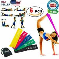Latex Exercise Bands Home Workouts Fitness Resistance Band Yoga Loop Training
