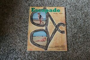 Escapade Magazine ~ July 1956