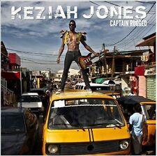 JONES , KEZIAH - CAPTAIN RUGGED NEW VINYL RECORD