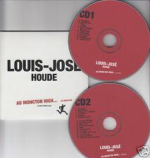 LOUIS-JOSÉ HOUDE Au Moncton High....de Moncton (CD 2006) 2-DISC