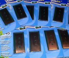 TETRA TEC GLASS CLEANER ALGAE SCRAPER BLADE SB45 TETRATEC SPARE BLADES FISH TANK