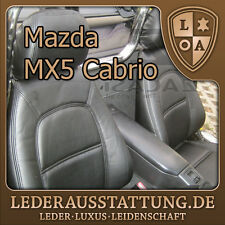LEDERAUSSTATTUNG DE Mazda MX-5 NC Sitzbezüge,Ledersitzbezüge,Schonbezüge,Tuning