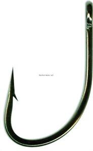 Mustad 9174NP-BN-1-6U UltraPoint Live Bait Hook, Size 1, Needle Point, 3X Short