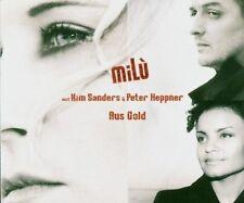 Milú Aus Gold (2004, & Kim Sanders, Peter Heppner) [Maxi-CD]