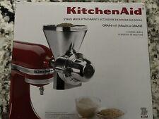 KitchenAid grain mill attachment