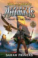 HEART OF THE LAND - PRINEAS, SARAH - NEW HARDCOVER BOOK