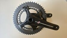 Campagnolo Record Ultra Torque Carbon 11 Speed Crankset - 52-36/175mm