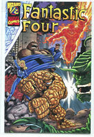 Fantastic Four 1/2 NM Wizard Mail Away with COA  Marvel Comics CBX1D