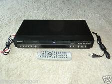 Toshiba SD-220E DVD-Player, Schwarz, inkl. Kabeln & Fernbedienung, 2J. Garantie