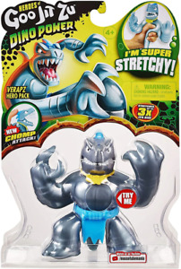 GOO JIT ZU Hero Pack VERAPZ VELOCIRAPTOR Dino Power Chomp Attack Figure READ!!!