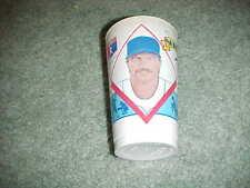 1987 Detroit Tigers Kirk Gibson Frozen Coke Baseball Cup