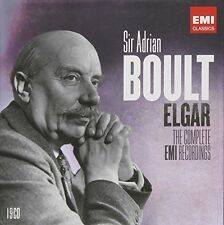 Sir Adrian/various Boult-the complete EMI recordings 19 CD NEUF Elgar, Edward
