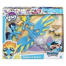 My Little Pony Guardians of Harmony Spitfire & Soarin - New in Stock