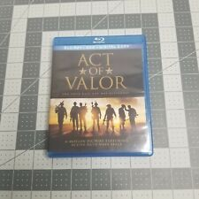 "Act of Valor BLU-RAY Mike ""Mouse"" McCoy(DIR)"