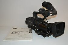 JVC GY-HD110U Pro HDV Camcorder Fujinon 16x Th16x5.5BRMU - 79 Drum Hours