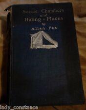 Secret Chambers Hiding-Places Allan Fea 1908
