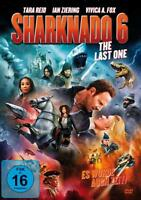 SHARKNADO 6-THE LAST ONE - REID,TARA/ZIERING,IAN/ UNCUT EDITION  DVD NEU