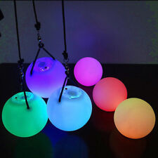 Ball Light Up Handball Acrobatics POI Thrown Balls For Belly Dance Hand Prop