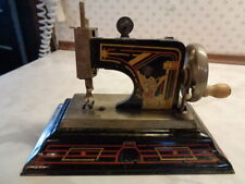 VINTAGE CASIGE 1022 CHILDS TOY SEWING MACHINE MADE IN GERMANY