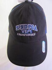 2010 PGA Championship Whistling Straits Golf Ball Cap NEW w Tags 92nd Cool Max