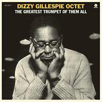Dizzy Gillespie Greatest Trumpet Of Them All + 1 Bonus Track (Spa) vinyl LP NEW