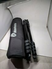 """Manfrotto Mkscompact Compact Action Smart 61"""" Tripod (Tripod & Bag Only)*Read*"""