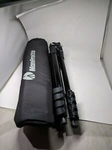 "Manfrotto MKSCOMPACT Compact Action Smart 61"" Tripod (Tripod & Bag Only)*READ*"