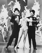 White Christmas B&W Bing Crosby Vera-Ellen 16x20 Canvas Giclee