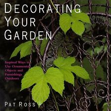 Decorating Your Garden: Inspired Ways to Use Ornamental Objects and Furnishings