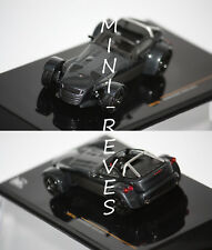 Ixo Donkervoort D8GT0 2013 Anthracite 1/43 MOC153