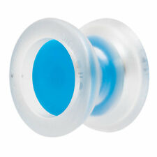 YoYoFactory Replay Pro Clear Aqua Blue Yo Yo Gentry Stein + 3 Free Neon Strings