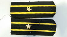 Mayor,Navy,Marine Russian USSR Soviet Army Shoulder Boards Epaulets Uniform #Z7