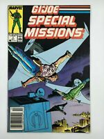 1987 G.I. Joe Special Missions #7 Marvel Copper Age COMIC BOOK