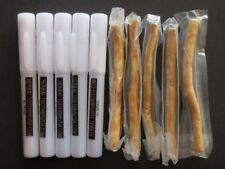 10-Pack Herbal Toothbrush / Miswak / Siwak / Fresh & Natural / With Case