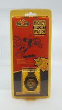 Vintage Mickey Mouse Logo Sport Watch Kids Innovative Time Disney Glow In Dark