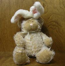 "Russ Berrie #2138 BABBIT BEAR, 14"" high bear with Rabbit Ears, From Retail Store"