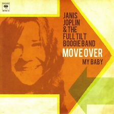"7"" BIG BROTHER & HOLDING COMPANY move over US 2011 SINGLE 45 JANIS JOPLIN"