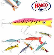 Halco Tackle Straight Running Chrome Lure Sliced Sparkle