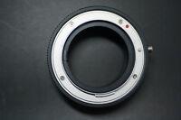 CRX-NEX Adapter Zeiss Ikon Contarx lens Sony NEX E mount 3 5 N R 6 A7 9 III R S